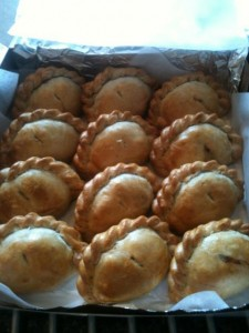Pasties from The Pure Pasty