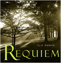 "cover image for clif hardin's ""requiem"""