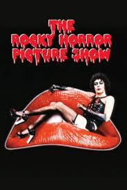 poster of rocky horror picture show